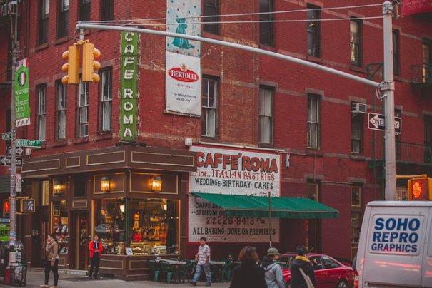 В каком районе Нью-Йорка перекусить? - №16