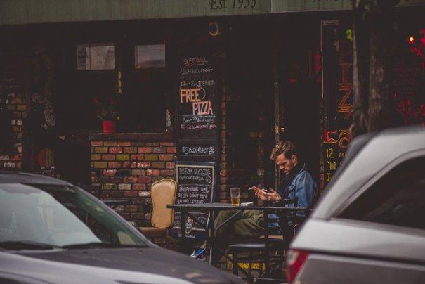В каком районе Нью-Йорка перекусить? - №17