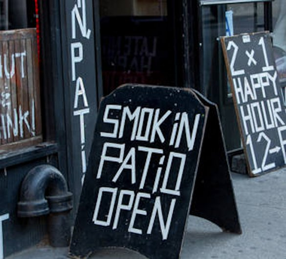 В каком районе Нью-Йорка перекусить? - №21