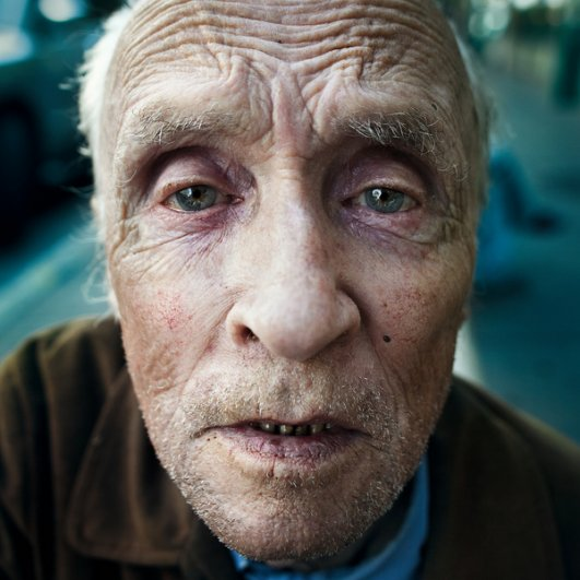 Серия фотографий незнакомцев Бенуа Пайе/Benoit Paillé - №27