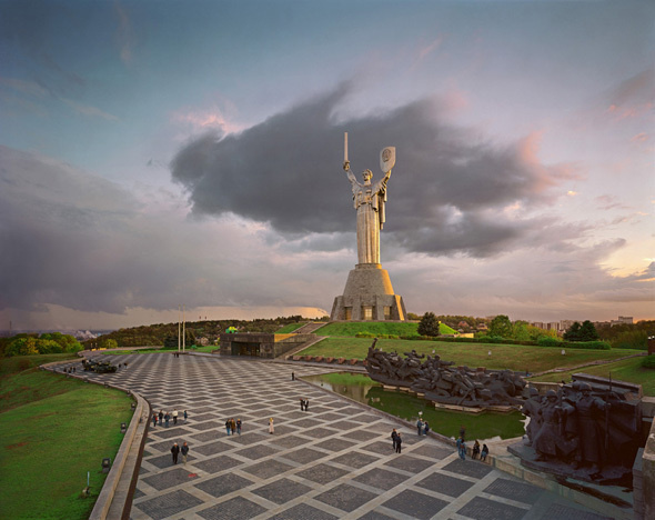 Россия на фото