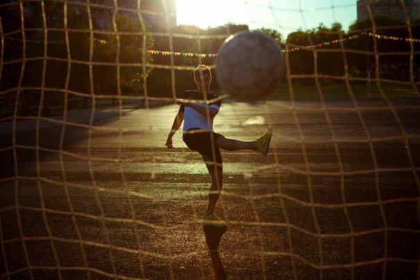 Футбольные фотографии Анастасии Копытцевой - №17