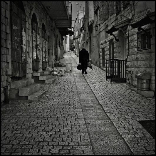 Черно-белые фото