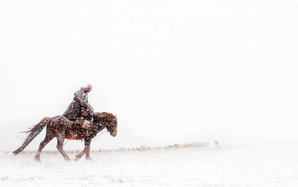 Монголия - №10