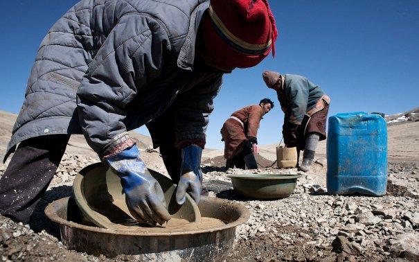 Монголия - №14