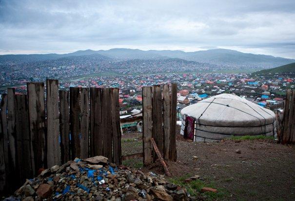 Монголия - №15