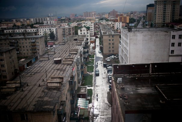 Монголия - №22