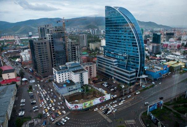 Монголия - №23