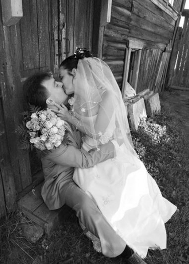 свадебные фото стили