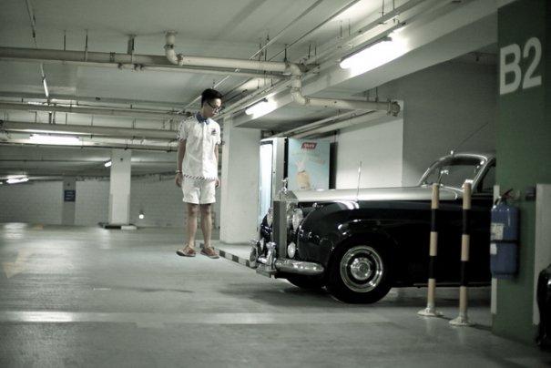 Левитация в Сингапуре - №11