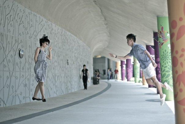 Левитация в Сингапуре - №14