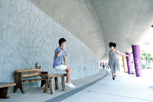 Левитация в Сингапуре - №21