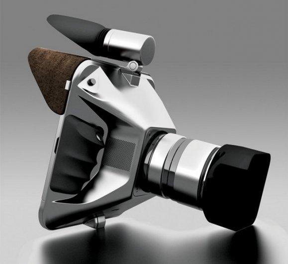 новая модель фотоаппарата