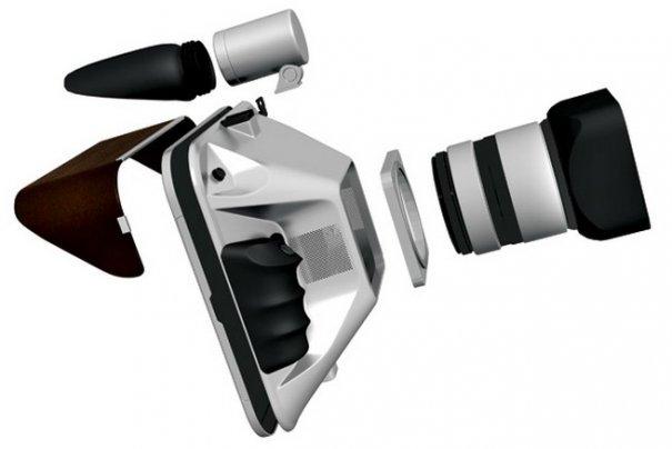 фотоаппараты нового поколения