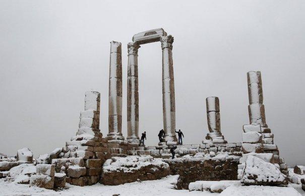 Ali Jarekji/ Reuters