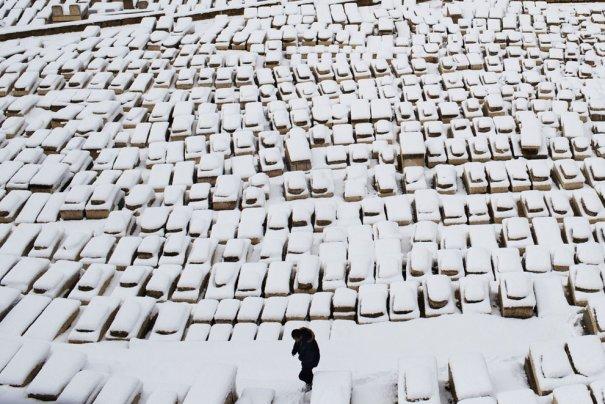 Снегопады на Ближнем Востоке - №14
