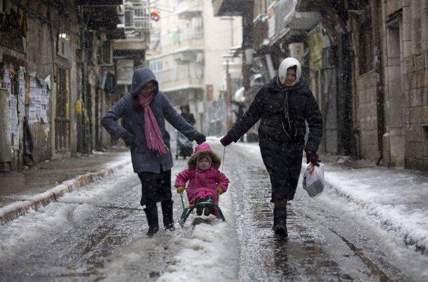 Menahem Kahana/ AFP/ Getty Images