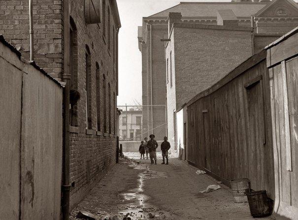 мастера черно белой фотографии
