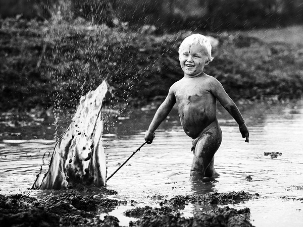художественное фото детей