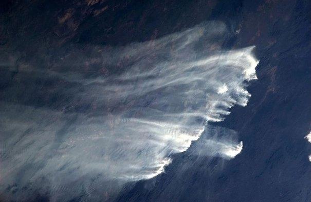 Reuters/Chris Hadfield/NASA