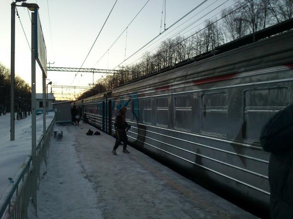сегодня в москве флэшмоб