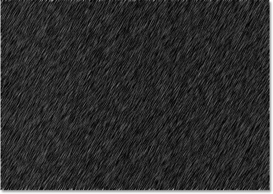 Уроки фотошопа: добавляем дождь на фото - №20