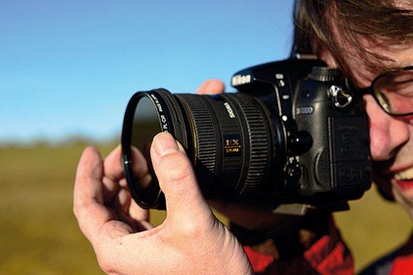 уроки цифровой фотографии