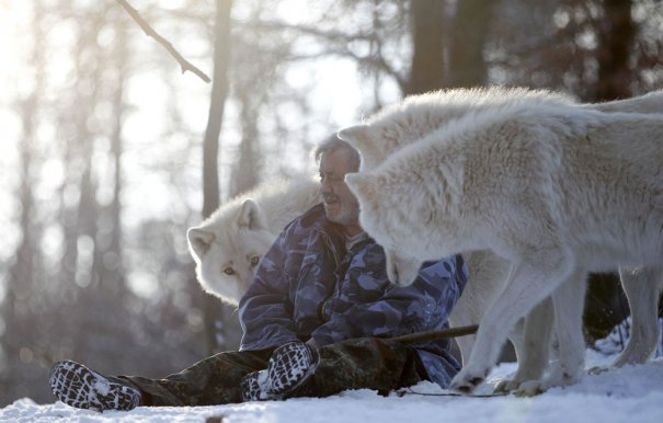 Мужчина - волк - №4