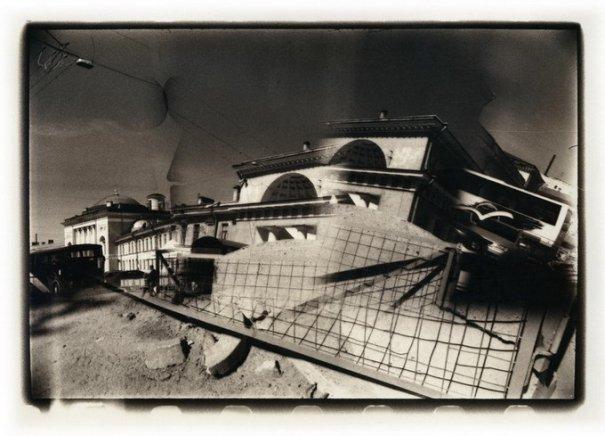 Черно-белые фотографии