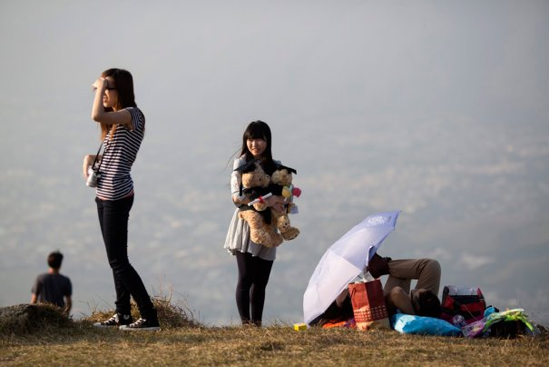 Токсичный смог в Китае - №20