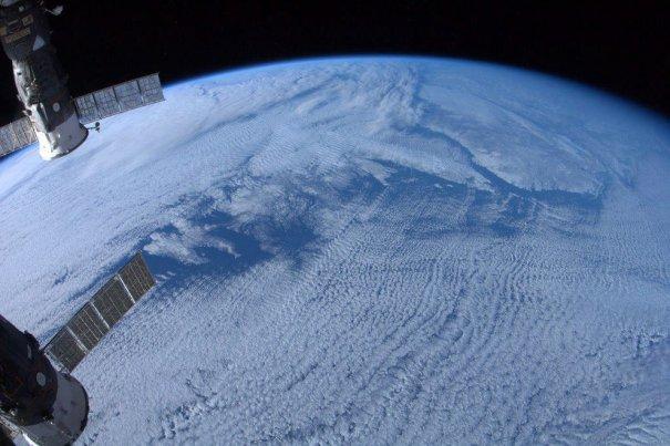 Chris Hadfield/NASA/Canadian Press/Associated Press