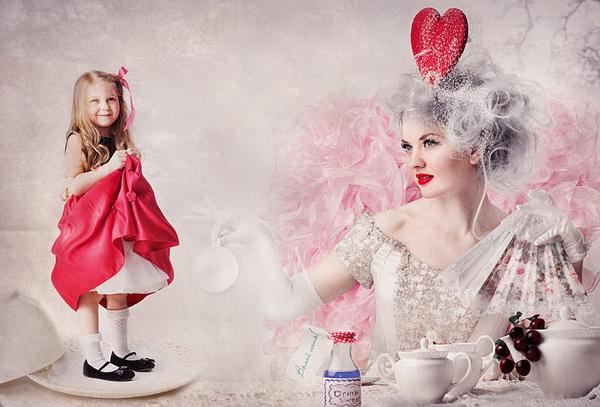 детское фото девочек