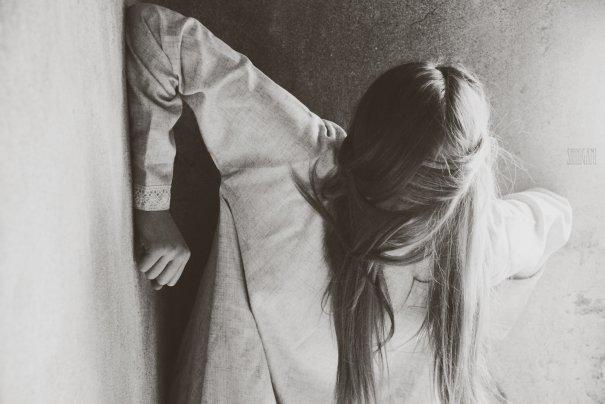 """серия """"Одержимость"""" фото, ретушь, идея - Юлия Логинова (Shinigami)"""