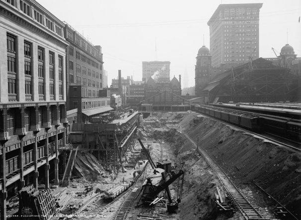 Центральному вокзалу Нью-Йорка исполнилось 100 лет - №2