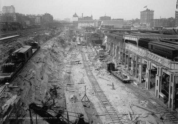 Центральному вокзалу Нью-Йорка исполнилось 100 лет - №3