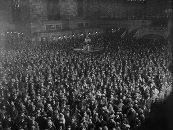 Центральному вокзалу Нью-Йорка исполнилось 100 лет - №12