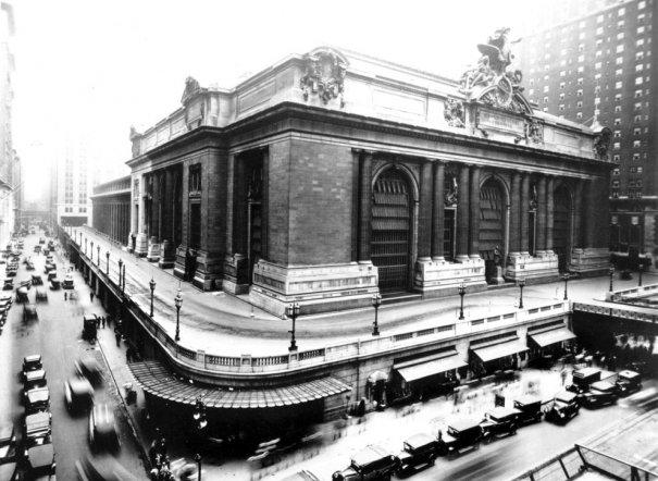 Центральному вокзалу Нью-Йорка исполнилось 100 лет - №13