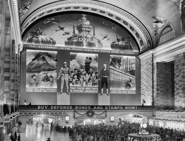 Центральному вокзалу Нью-Йорка исполнилось 100 лет - №14