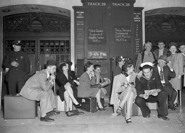 Центральному вокзалу Нью-Йорка исполнилось 100 лет - №17