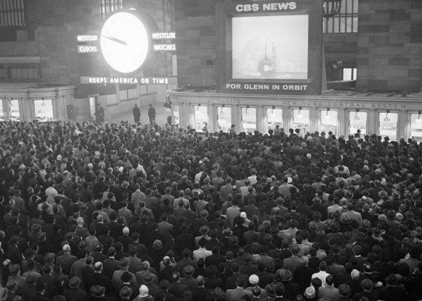 Центральному вокзалу Нью-Йорка исполнилось 100 лет - №18
