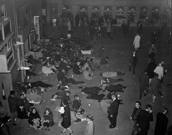Центральному вокзалу Нью-Йорка исполнилось 100 лет - №19