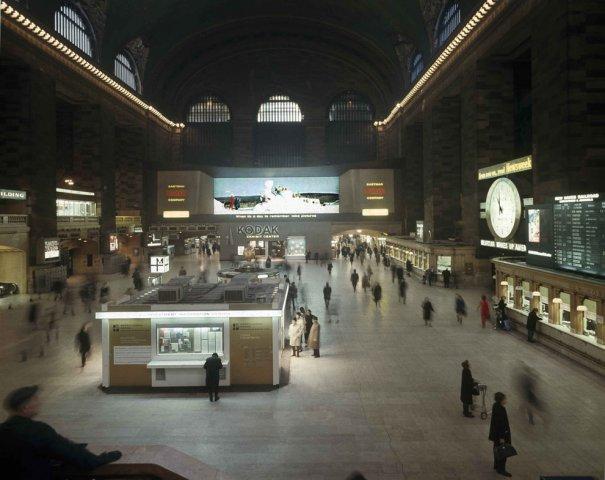Центральному вокзалу Нью-Йорка исполнилось 100 лет - №21