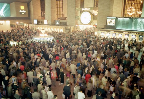 Центральному вокзалу Нью-Йорка исполнилось 100 лет - №22