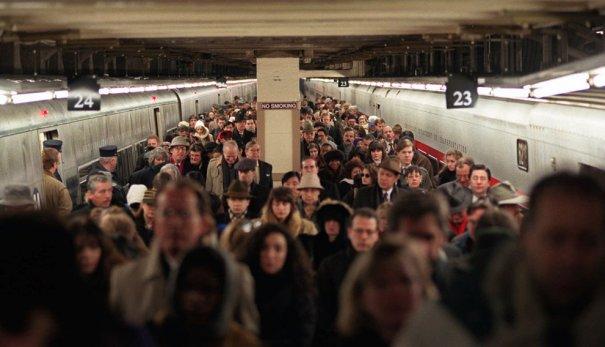 Центральному вокзалу Нью-Йорка исполнилось 100 лет - №24
