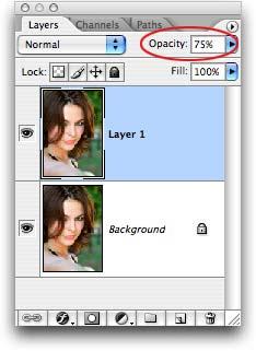 Уроки фотошопа: обрабатываем глаза за 5 секунд - №5