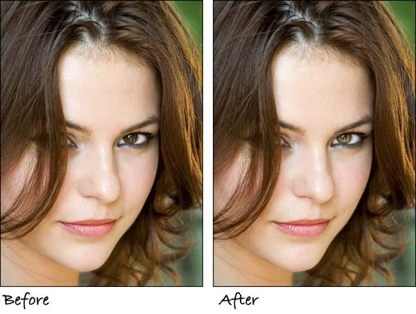 Уроки фотошопа: обрабатываем глаза за 5 секунд - №6