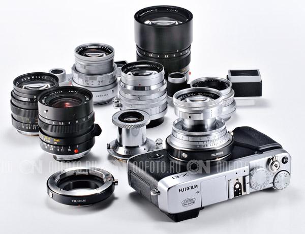 Fujifilm X-E1 - Хороший беззеркальный фотоаппарат. Новинка! - №4