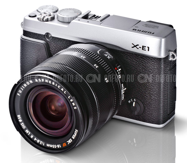 Fujifilm X-E1 - Хороший беззеркальный фотоаппарат. Новинка! - №6