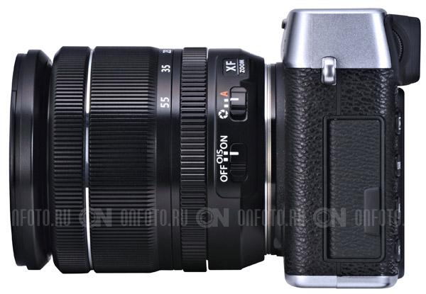 Fujifilm X-E1 - Хороший беззеркальный фотоаппарат. Новинка! - №10