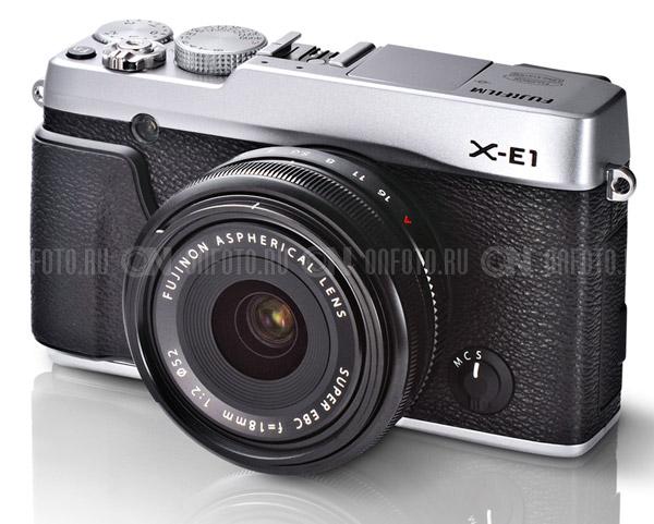 Fujifilm X-E1 - Хороший беззеркальный фотоаппарат. Новинка! - №12